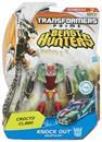 Transformers Prime Beast Hunters Knock Out Action Figure