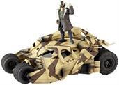 "Batman Bane 5.5"" Batmobile Camo Tumbler Vehicle"