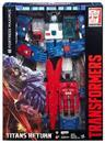 Transformers Titans Fortress Maximus 2016 SDCC Exclusive with Shipper