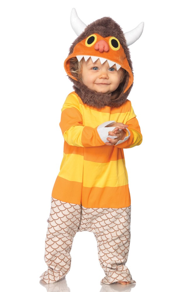 where the wild things are baby carol costume infant. Black Bedroom Furniture Sets. Home Design Ideas