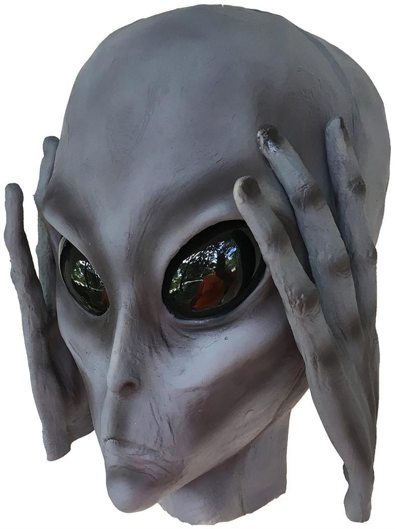 Scary peeper alien decoration for Alien decoration