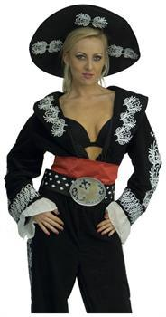 The Three Amigos Female Deluxe Costume Adult