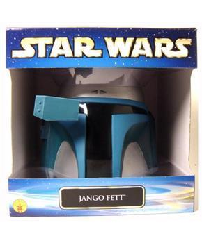 Men's Star Wars Jango Fett Collectors Helmet