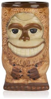 Bigfoot 19oz Ceramic Tiki Mug