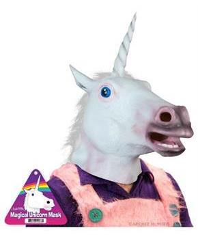 Magical Unicorn Costume Mask