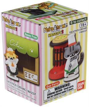 Neko Atsume: Kitty Collector Mascot 2 Blind Box Mini Figure