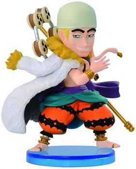 "One Piece 3"" World Collectible Mini Figure: Enel"
