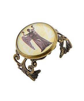 Doctor Who Weeping Angel Filing Ring