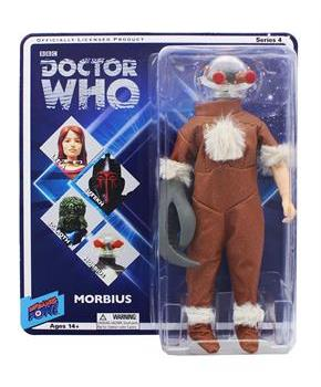 "Doctor Who Morbius Retro Clothed 8"" Action Figure"