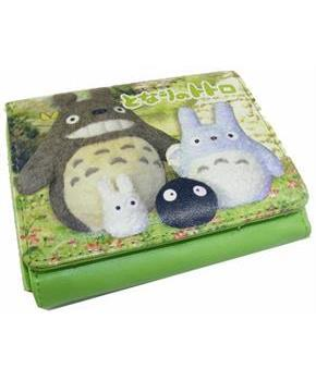 Totoro Wallet Family Picture