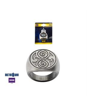Dr. Who Seal of Rassilon Ring