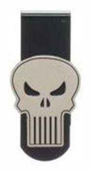 Punisher Marvel Money Clip Accessory