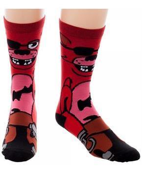 Five Nights at Freddy's Foxy 360 Crew Socks