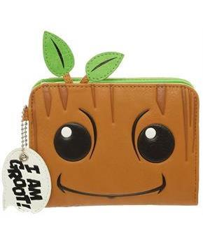Guardians of the Galaxy Vol. 2 I Am Groot Zip Wallet