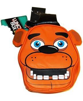 Five Nights At Freddy's Insulated Fazbear Lunchbox