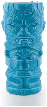 Geeki Tikis Game Of Thrones The Night King Ceramic Tiki Mug | Holds 17 Ounces