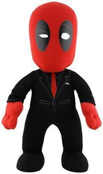 "Marvel Deadpool In Suit 10"" Plush Figure"
