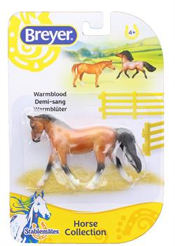 Breyer 1:32 Stablemates Warmblood Model Horse
