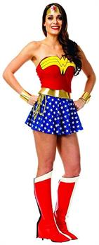Wonder Woman Classic Women's Costume