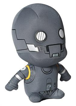 "Star Wars Rogue One Super-Deformed 7"" Plush: K-2SO"
