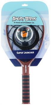 Angry Birds Super Launcher With Black Bird