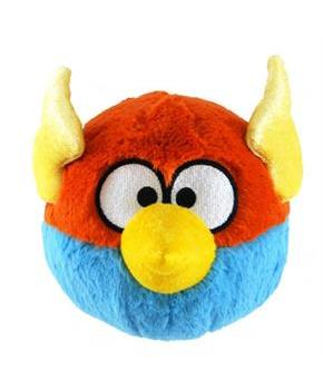 "Angry Birds Space 16"" Plush: Ice Bird"