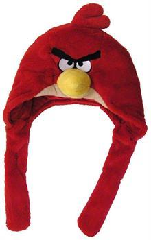 Angry Birds Plush Hat: Red Bird