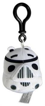 Angry Birds Star Wars Plush Backback Clip On: Stormtrooper