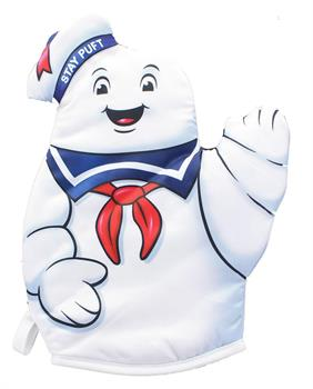 Ghostbusters Stay Puft Marshmallow Man Oven Mitten