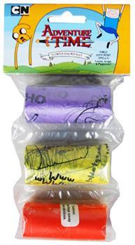 Adventure Time Scented Pet Waste Bag Refill 3-Pack