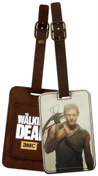 Walking Dead Daryl Dixon Luggage Tag