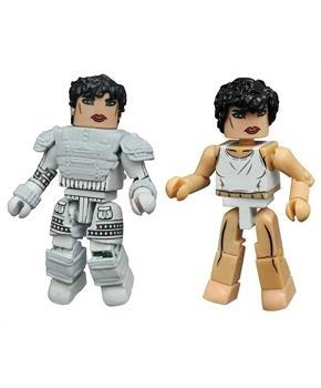 Aliens Minimates Series 3 Set: Narcissus Ripley & Narcissus Space Suit