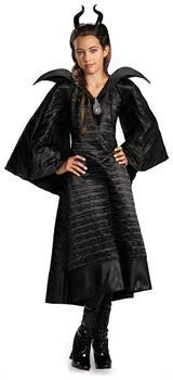 Maleficent Disney Deluxe Maleficent Christening Gown Child Costume