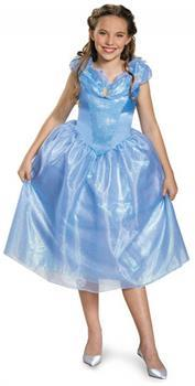 Disney Movie Cinderella Costume Tween