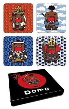 Domo Japanese 4-Piece Coaster Set