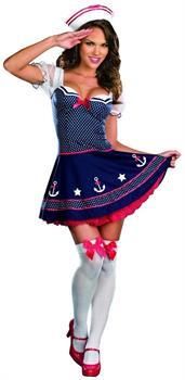 Ship Happens Sexy Sailor Costume Dress Adult