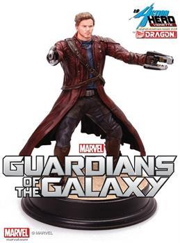 Marvel's Guardians of the Galaxy 1:9 Action Hero Vignette: Star Lord