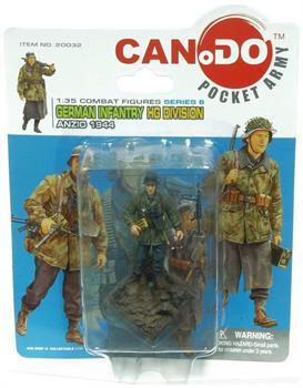 1:35 Combat Figure Series 6 German Infantry Hg Anzio 1944 Figure D