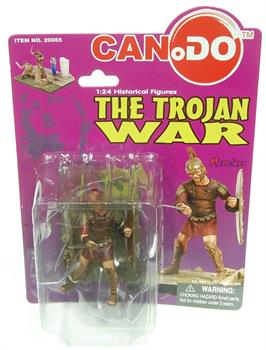 1:24 Scale Historical Figures The Trojan War Figure C Menelaus
