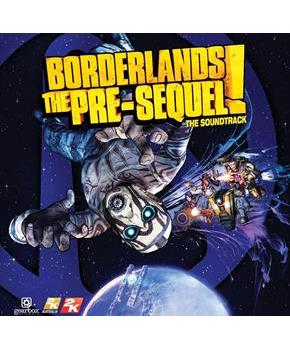 Borderlands: The Pre-Sequel Original Game Soundtrack CD