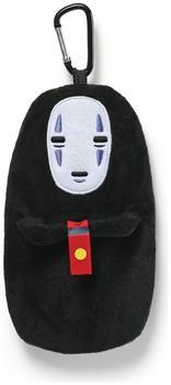 "Spirited Away 8"" Clip On Plush Pouch No Face"