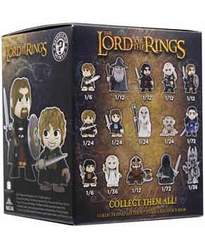 Lord of the Rings Blind Bagged Mystery Minis, One Random