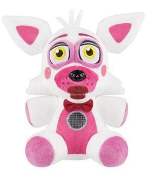 "Five Nights At Freddy's: Sister Location 8"" Plush: Funtime Foxy"