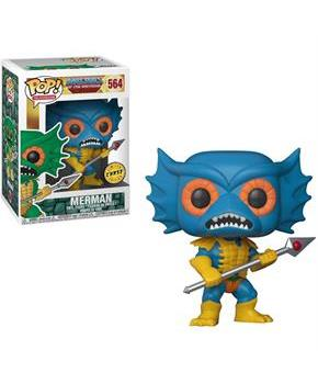 Masters of the Universe POP Vinyl Figure: Merman (Blue Chase)