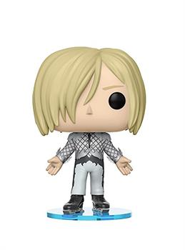 Yuri on Ice POP Vinyl Figure: Yurio (Skate-Wear)