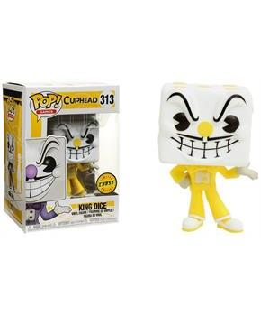 Cuphead Funko POP Vinyl Figure: King Dice Variant Chase