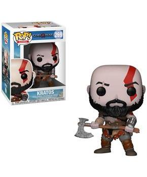 God of War Funko POP Vinyl Figure: Kratos w/ Axe