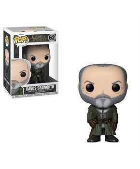 Game of Thrones Funko POP Vinyl Figure: Davos Seaworth