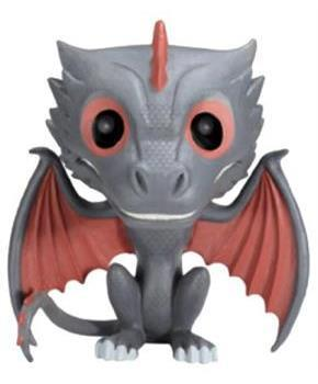 Game Of Thrones Funko Pop Tv Vinyl Figure Drogon