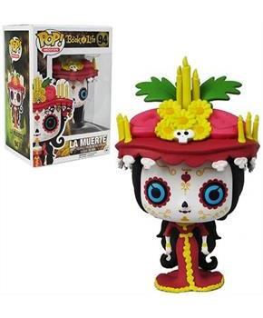 Book Of Life La Muerte Funko Pop! Movies Vinyl Figure